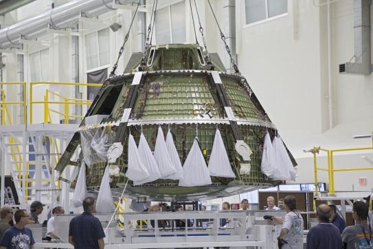 Orion construction 3